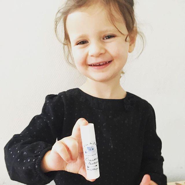 Atelier Cosmétique Bretagne Baume à lèvres naturel sans danger