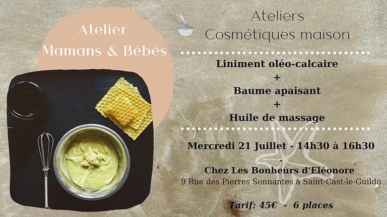 Atelier Spécial Futures maman & Bébés!