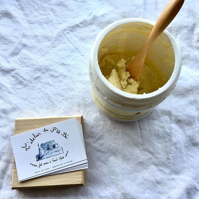 Atelier Cosmétique Bretagne beurre de karité