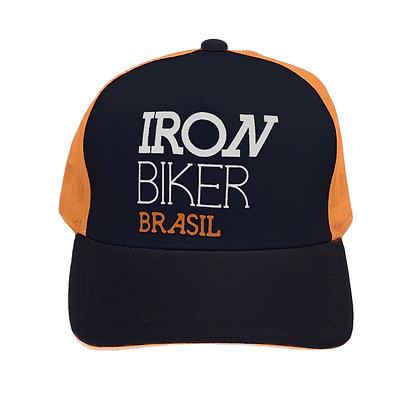 Cap Truck Iron Biker