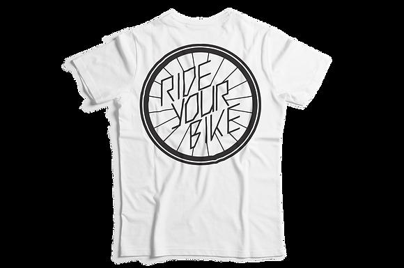 Camiseta Street wear masculina RIDE YOUR BIKE