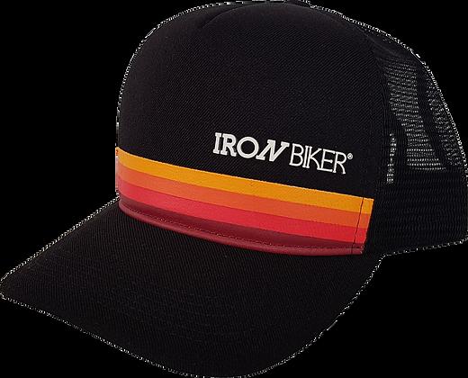Boné Oficial Iron Biker - Collor Lines