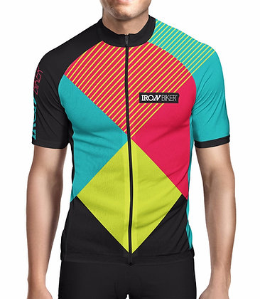 Jersey 2019 - Color Block - MODELO RACE