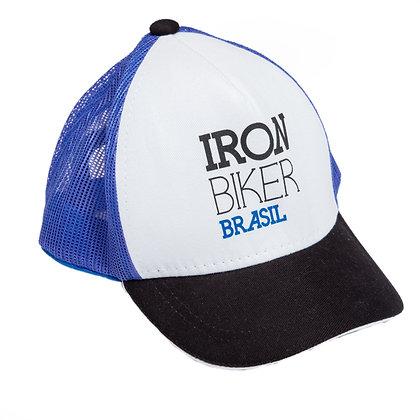 Boné Infantil - Iron Biker