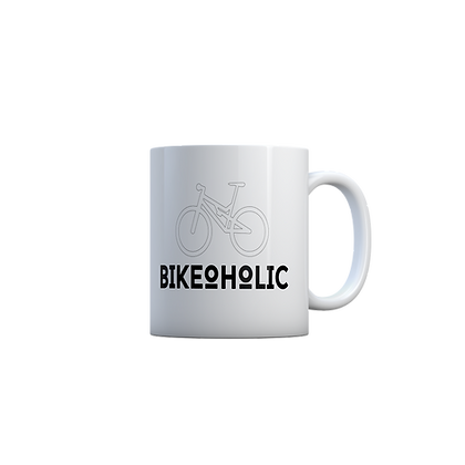Caneca Iron Biker Bikeoholic