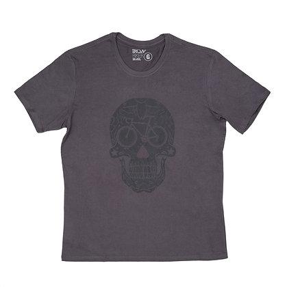Camiseta Street wear Masculina Caveira Mexicana