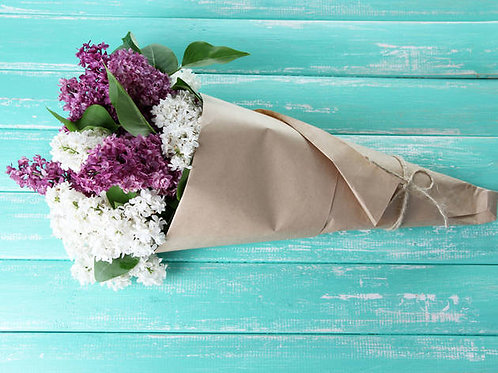 Wrapped Designer Bouquet