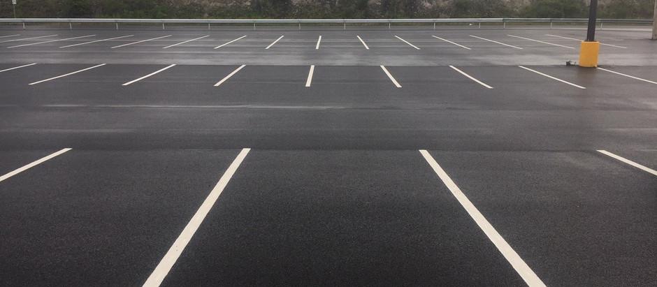 Parking Lot Service Sundays