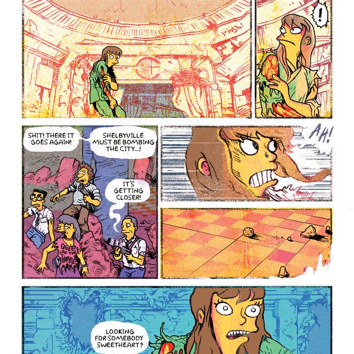 Bartkira Volume 6 page 111
