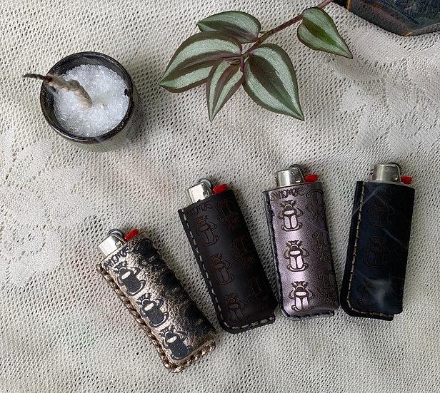 Scarab Lighter Sleeve