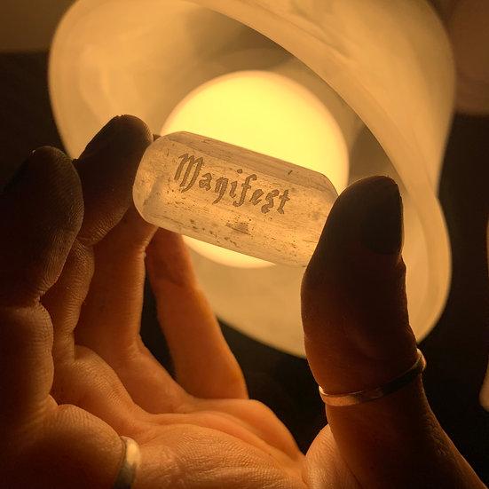Manifest Selenite Droplet