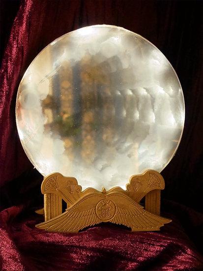 Crystal Visions Mirror Lamp