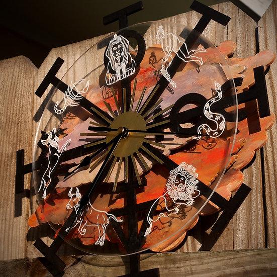 Wheel of FortuneClock