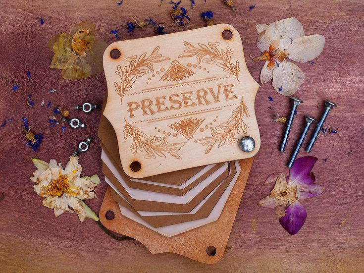 Preserve Flower Press