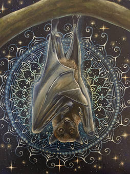 Guardian of the Night (sold)