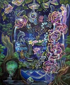 The mind's garden -