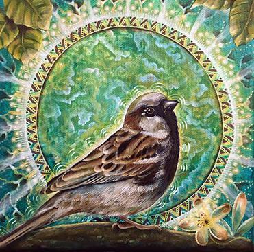 Joy of Simplicity (Sparrow)
