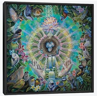 Divine Sanctuary Canvas Art by Verena Wild iCanvas.png