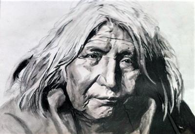 Native Elder, 2009