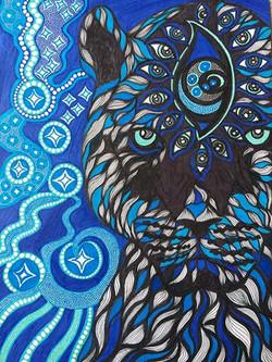Black jaguar 2016