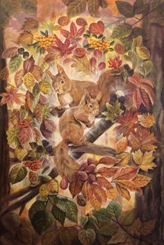 The Smell of Autumn Leaves