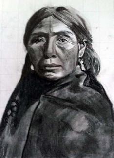 Native Woman, 2013