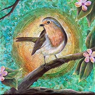 Secret Garden (Robin)