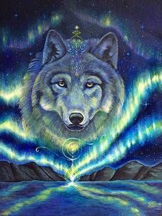 Pathfinder (Wolf Spirit)