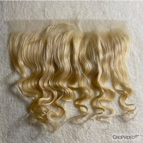 Body Wave Blonde - Frontal 13 x 4