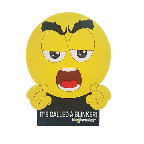 IT'S CALLED A BLINKER