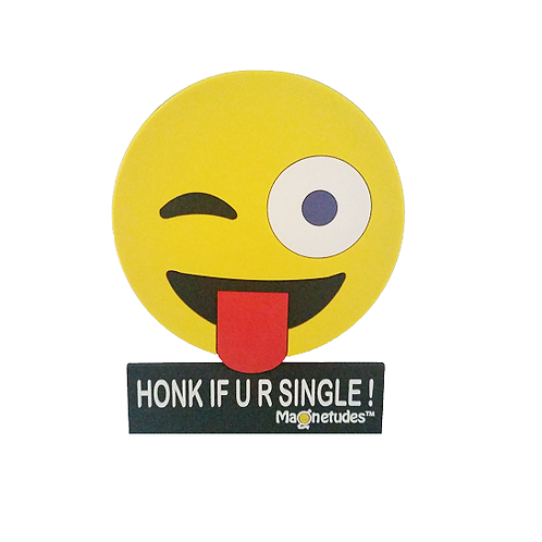 HONK IF U R SINGLE