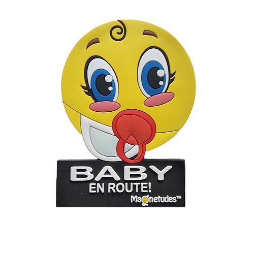 BABY EN ROUTE