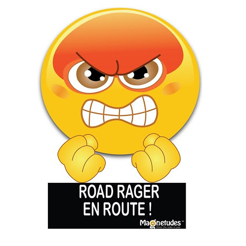 ROAD RAGER EN EOUTE!
