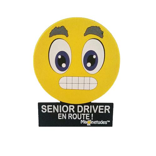 SENIOR DRIVER EN ROUTE