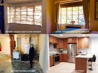 Redesigning A House VS. Condo