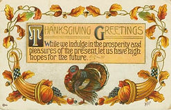 Vintage-and-antique-Thanksgiving-postcar