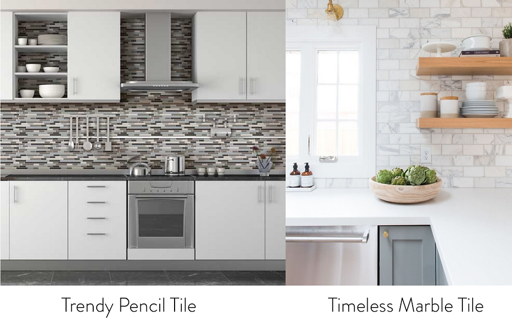 Trendy Pencil Tile