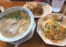 田主丸町のランチ・カフェ・飲食店情報【田主丸ラーメン 五炉】