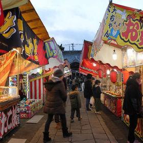 月読神社大祭(三夜様)