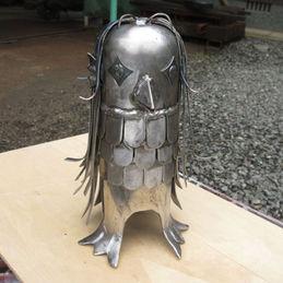 鉄鋼アマビエ