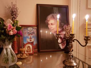 День рождения Валерии Гивиевны.