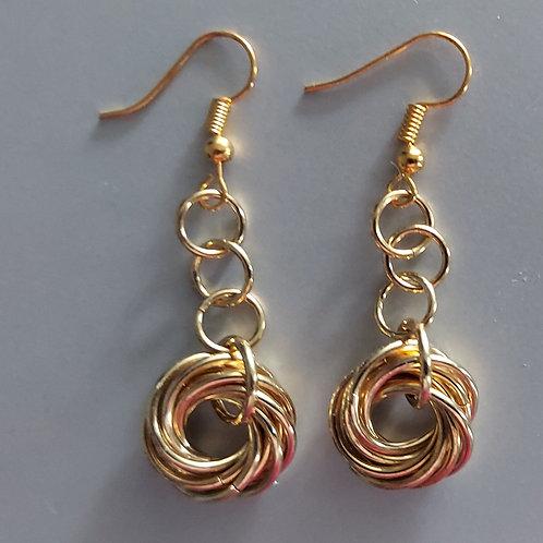 """""""Love Knot""""  earrings"""