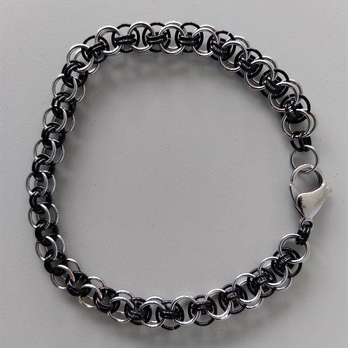 Men's Helm bracelet in Stainless Steel