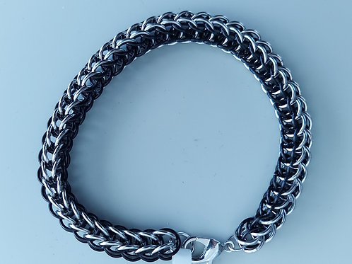 Men's Stainless Steel Persian bracelet
