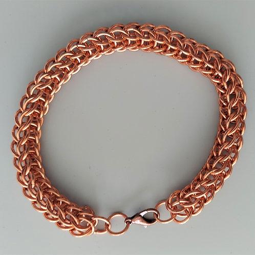 Copper Full Persian bracelet