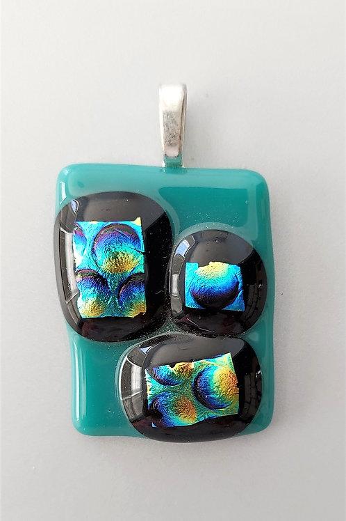 Three dimensional pendant