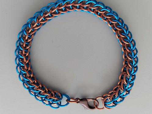 Copper Persian bracelet