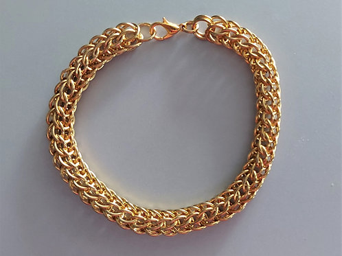 Golden full Persian bracelet