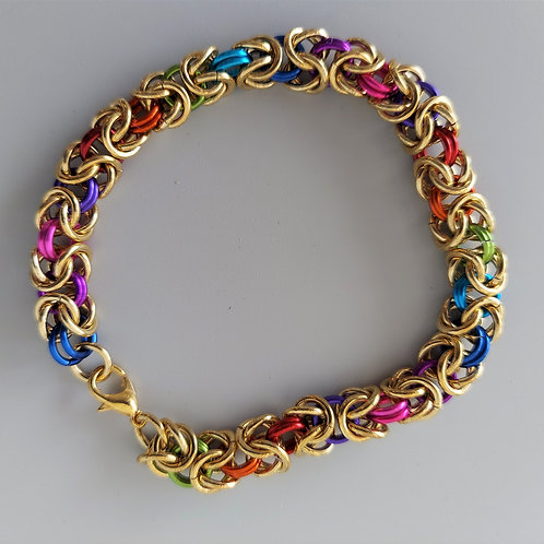 Bright NuGold bracelet