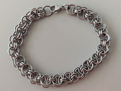 Stainless Steel Helm bracelet